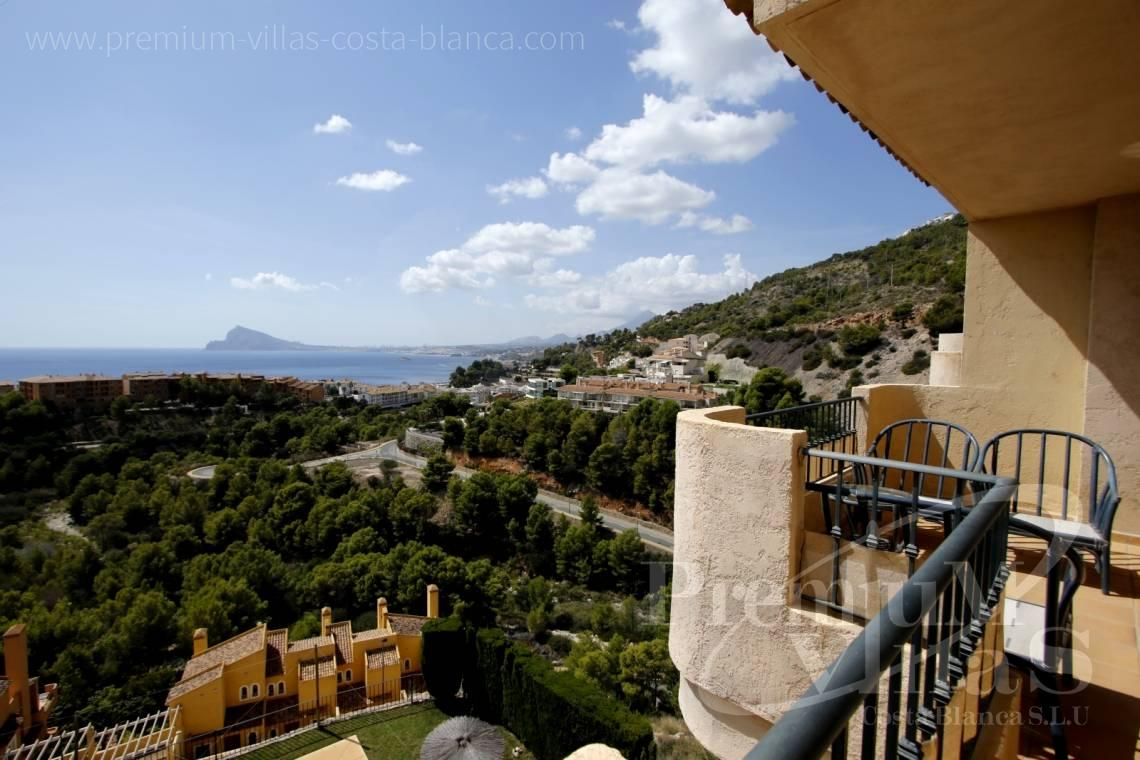 Comprar inmueble Mascarat Altea - C2211 - Bungalow en Altea a 1000m del mar, con vistas impactantes al mar. 22