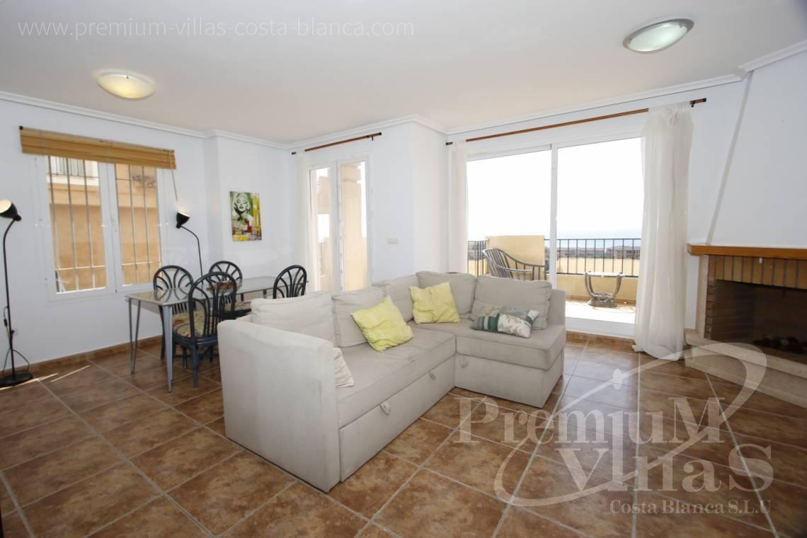 - C2211 - Bungalow en Altea a 1000m del mar, con vistas impactantes al mar. 4
