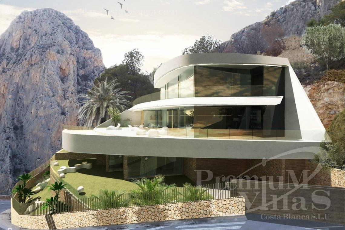 villa moderna Altea Costa Blanca España Nuestra empresa construye ...